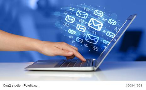 E-Mails Symbolbild