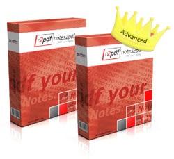n2pdf Produktbox mit Krone