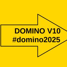 Gelbes Bild DOMINO V10