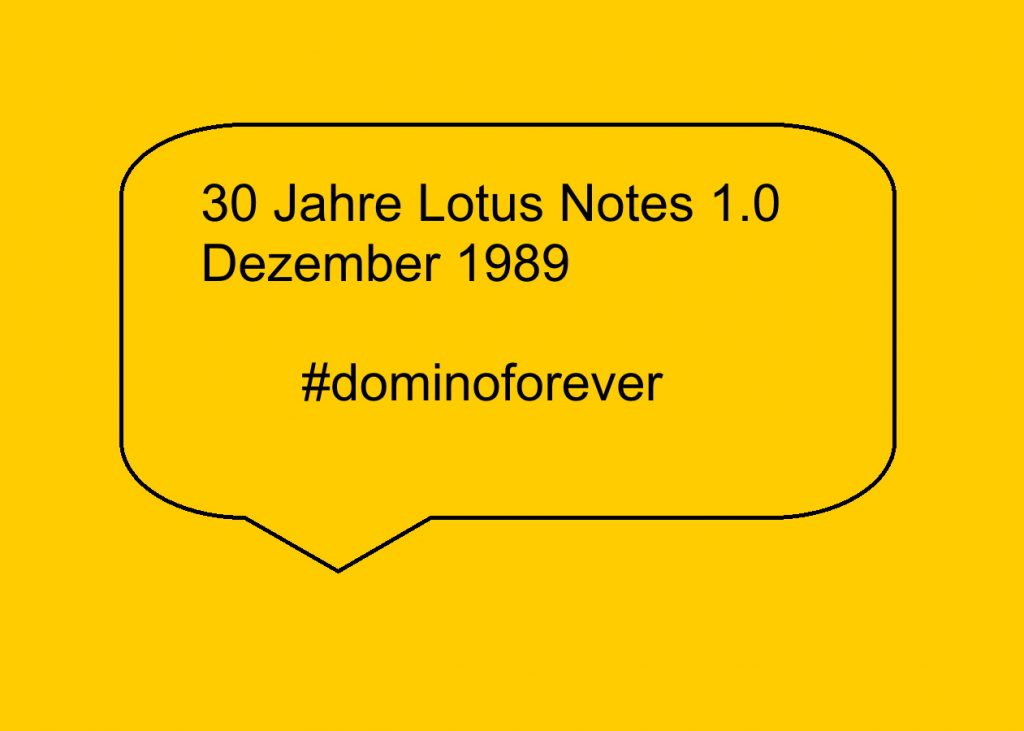 #dominoforever